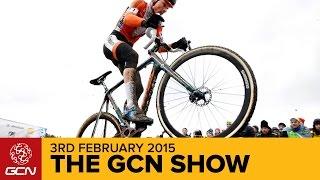 The GCN Show - The Best Racing News And Matt Growing A Beard Ep. 108