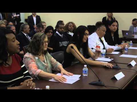 Landmark Congressional Forum On Violence Against the Transgender Community