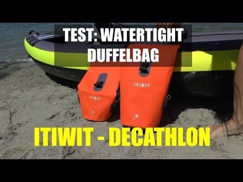 Test Of Watertight Duffelbag ITIWIT