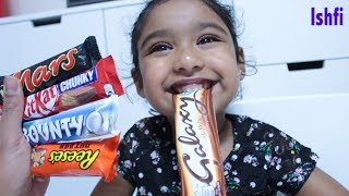 Color Song and candy with Ishfi