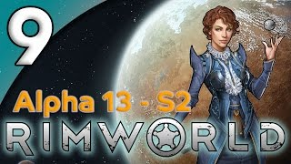 Rimworld Alpha 13 - 9. Elephant Elimination - Let's Play Rimworld Gameplay