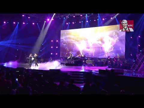 Eva Celia feat Al Ghazali : Kasih & Cinta