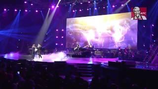 Download Lagu Eva Celia feat Al Ghazali : Kasih & Cinta mp3