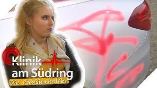 Hasst Zora (16) ihren Stiefvater? Wieso sprüht sie sein Auto voll? | Die Familienhelfer | SAT.1