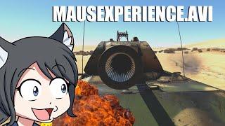 War Thunder: Maus experience