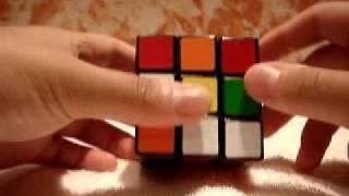 Como montar o Cubo Mágico parte 1