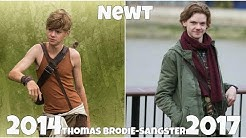 The Maze Runner Then and Now