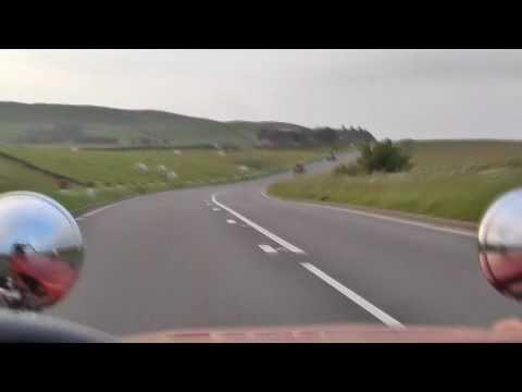 Blitzworld Outing to Buxton. Joyner (Howie) 650cc
