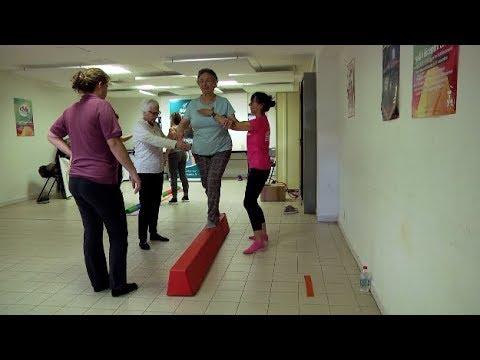 Gym après cancer, du sport pour éviter la récidive