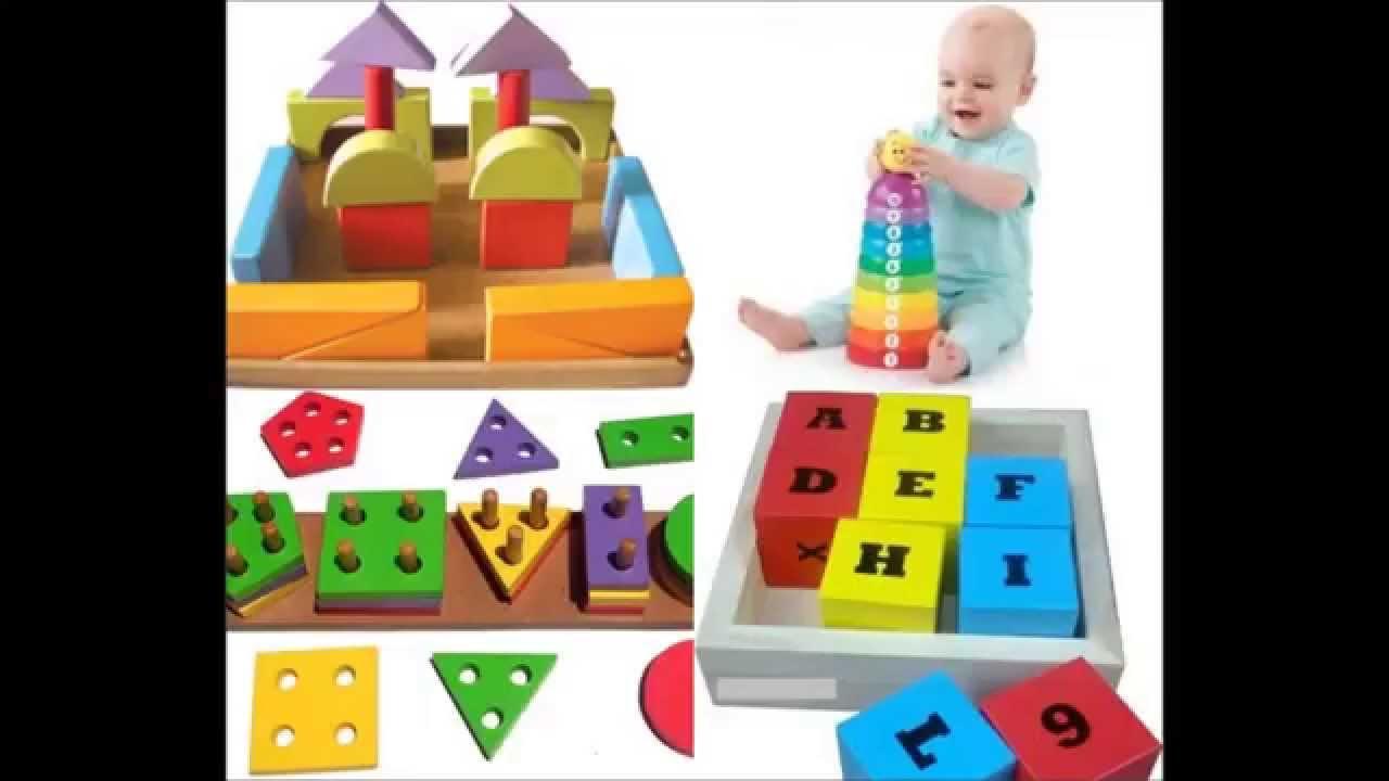 Mainan Anak Edukatif 1 Tahun - YouTube