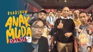 Roadshow Sengkang & Palopo | Anak Muda Palsu