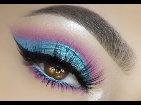 unicorn makeup look  sofie bella  youtube