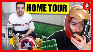 Le Nostre Case da Ricchi Youtuber - [HOME TOUR] - theShow