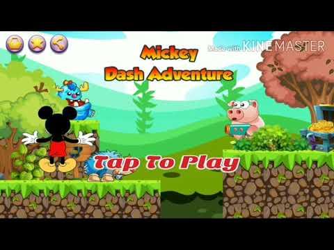 Download Jogos de Celular - Mickey Dash Adverture