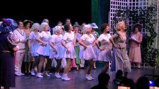 Mark McGuire and the company perform 'The Sun Has Got His Hat On' f...