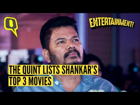 Before 2.0, The Quint lists Shankar's top 3 movies.