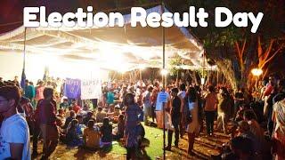 JNUSU Election 2018 Result Trends.