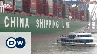 Port of Hamburg: Chinese Imports on the Wane | Made in Germany