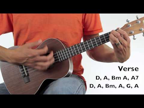 Ukulele ukulele chords 1234 : How To Play I LOVE YOU (1,2,3,4) by Plain White T's on Ukulele ...