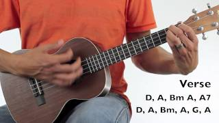 How To Play I LOVE YOU (1,2,3,4) by Plain White T's on Ukulele (Tutorial) learn 1,2,3,4.mp4