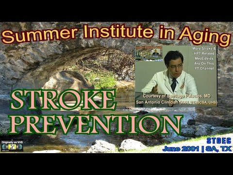 STGEC SIA01: Stroke Prevention (2001)