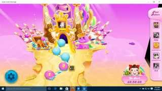 Candy Crush Saga Windows 7