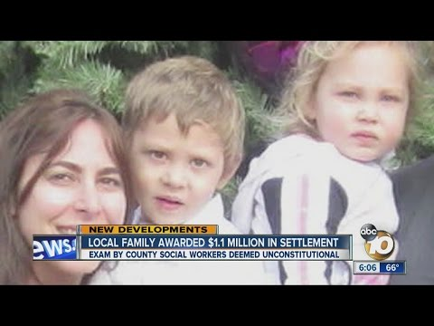 2 local children awarded $1.1 million after county social workers removed them from home