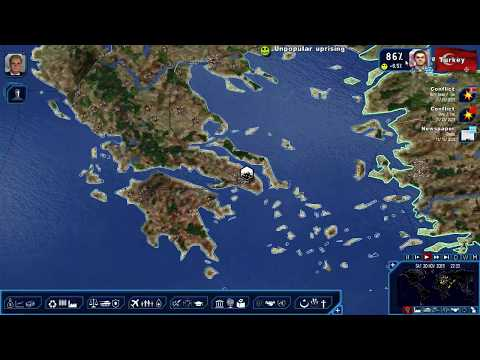 Geopolitical Simulator 4: Return to the Golden Age of Greece pt. 74 - Tightening the Political Grip