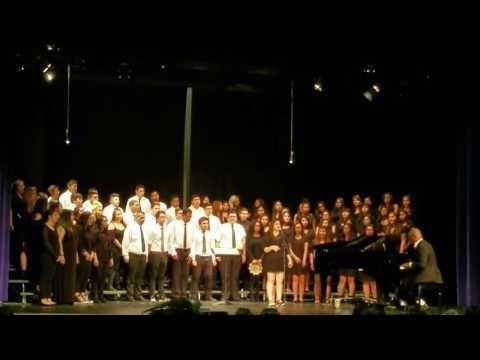 Wind Beneath my wings-Arleta High School Choir (Cover)