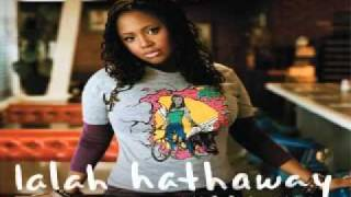 Watch Lalah Hathaway Little Girl video