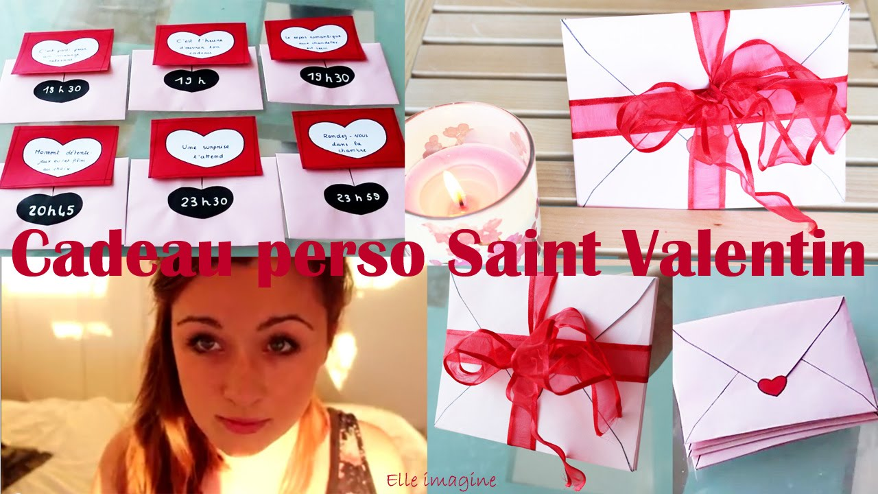 diy soir e saint valentin id es cadeaux anniversaire saint valentin youtube. Black Bedroom Furniture Sets. Home Design Ideas