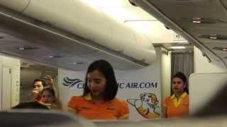 Cebu Pacific Air A330 Flight Experience: 5J805 Manila to Singapore thumbnail
