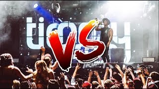 TIMMY TRUMPET vs KSHMR / MUSIC FIGHT (WHO WIN) (HD HQ)