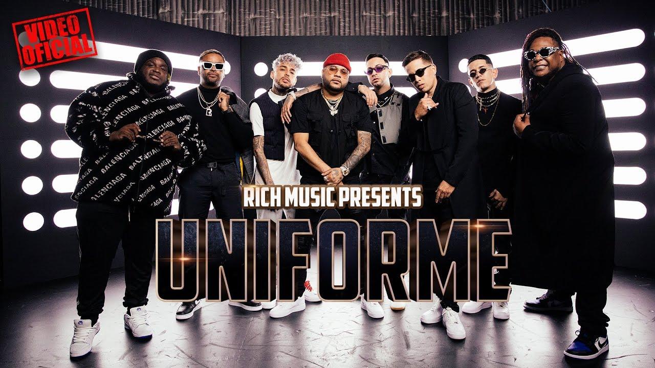 Uniforme - The Academy (Video Oficial)