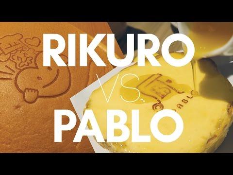 Osaka's Rikuro Cheesecake vs Pablo Cheese Tart - WHICH ONE IS BETTER?
