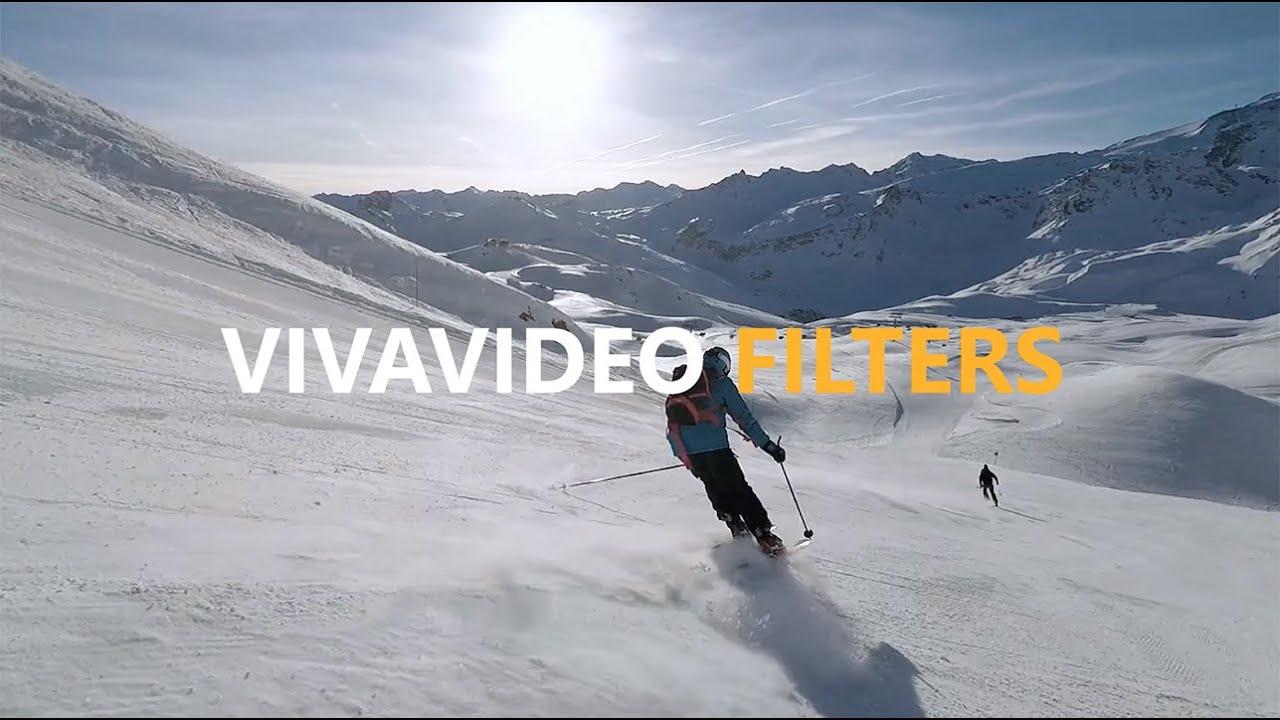 VivaVideo | New Stylish Filters & Transitions