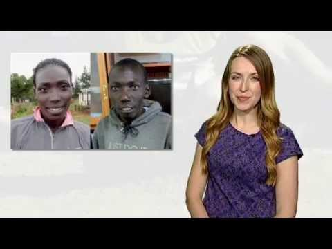 Learning English - Talking Sport - Week 21 - Linet and Moses Masai
