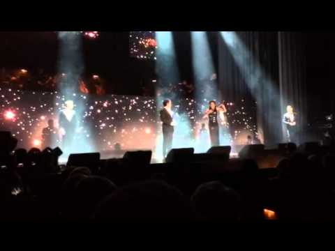 Memory - Il Divo on Broadway - A Musical Affair
