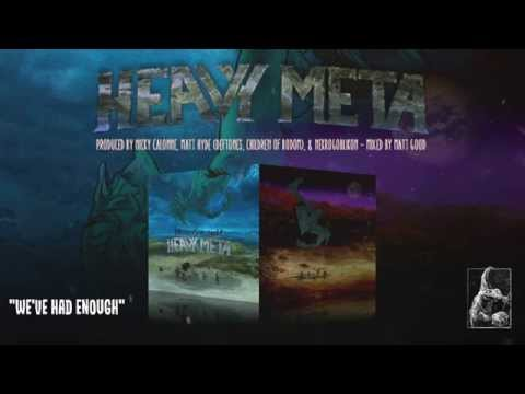 Nekrogoblikon - Heavy Meta [FULL ALBUM STREAM]