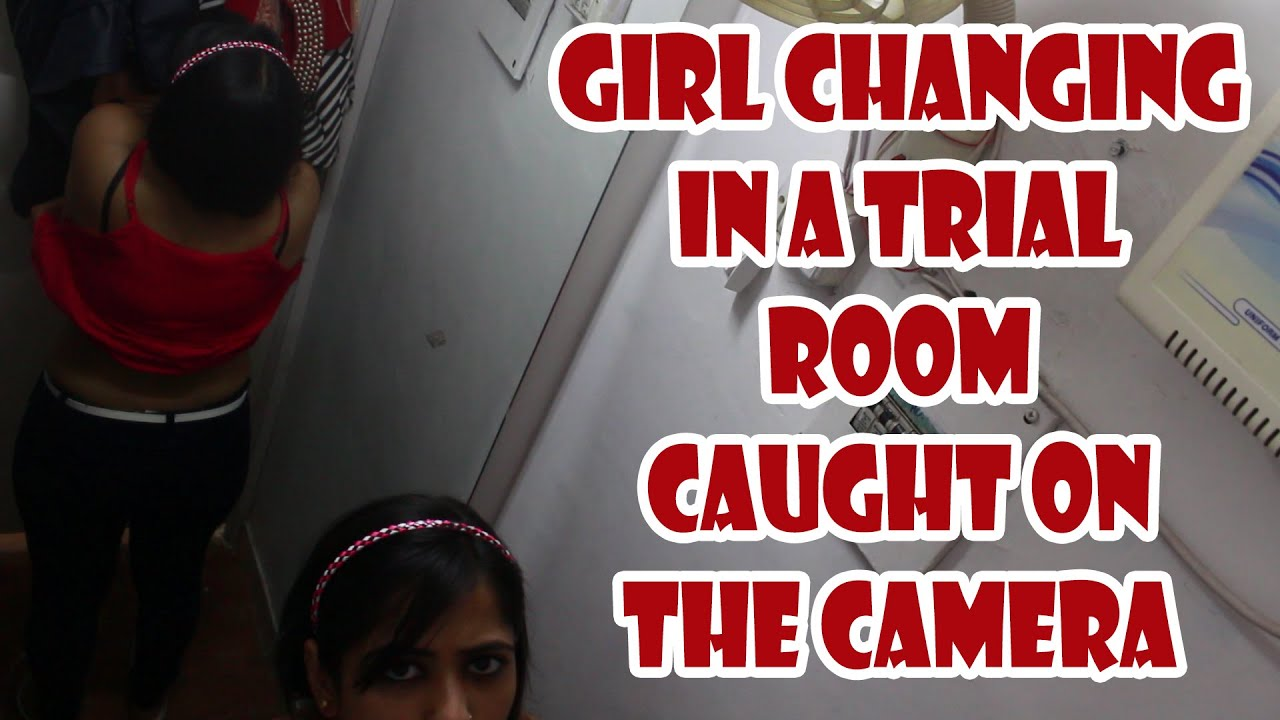Girl Changing Dress In A Trial Room Changing Room Mms Must Watch Video I Spoof Bag Youtube