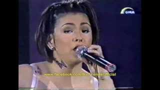 MEDLEY OF LOVE SONGS - Regine Velasquez (Drawn Concert)
