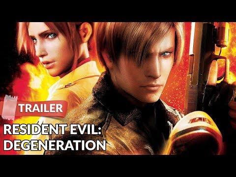 Resident Evil: Degeneration 2008 Trailer HD | Paul Mercier | Alyson Court