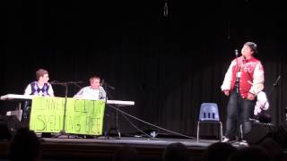 2014 Wamego Talent Show: Inner City Spelling Bee