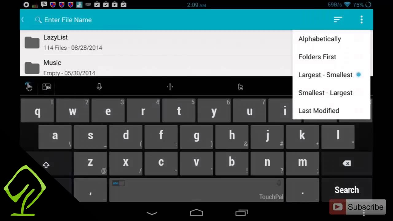 Best Looking File Manager Just A File Manager Nothing More For Android Youtube