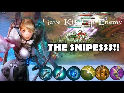 CP Celeste - Still Got The Snipes! | Vainglory [Update 1.12] Lane Gameplay