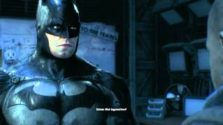Batman Arkham Knight: Locate and rescue missing members of Station 17 fire crew(Part 1)