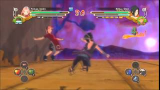 Turbo dash trick sasuke hebi (read description