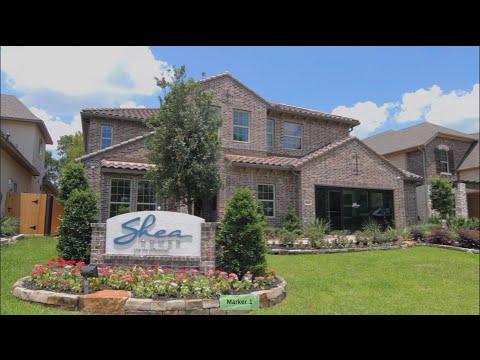 Shea Homes Houston Model in Sawmill Lake at Sienna Plantation | 9807 Cameron Way