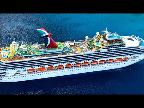 Carnival Vista Inside Cabin Stateroom 2219 (1080p) HD! 12/16/2016