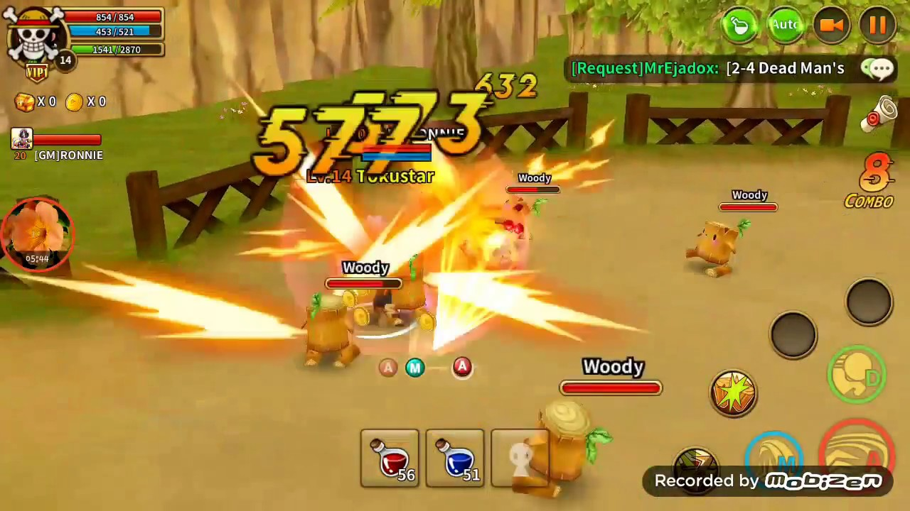 Dragonica Mobile (SEA) - Assasin Battle Game Play (Anime MMORPG Game Style)